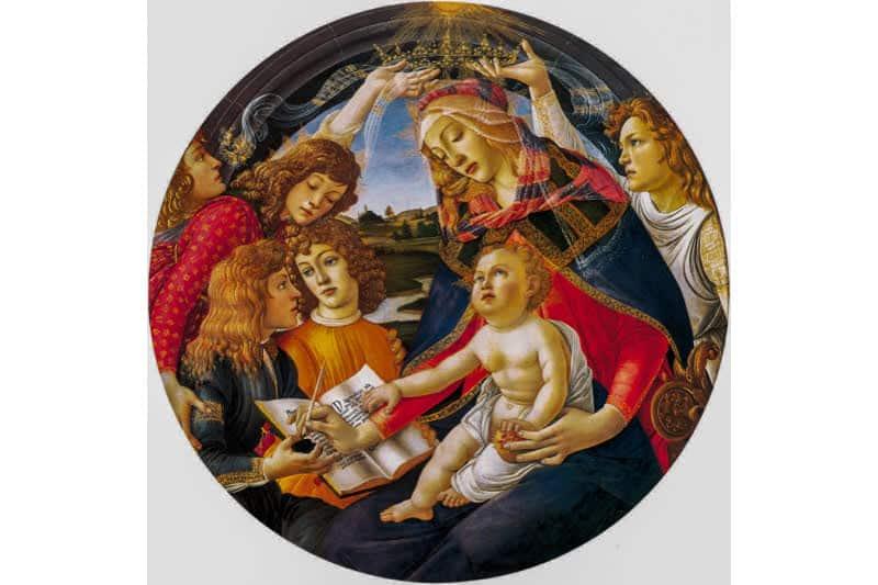 Botticelli, Madonna del Magnificat