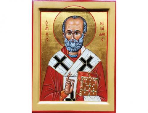 Cenni storici e teologici delle icone