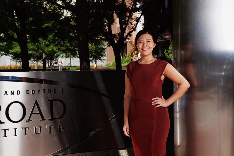 Alina Chan, specialista di ingegneria genetica e associato post-dottorato presso il Broad Institute del MIT e dell'Università di Harvard