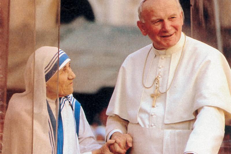 Madre-Teresa-di-Calcutta-e-Papa-Giovanni-Paolo-II-1