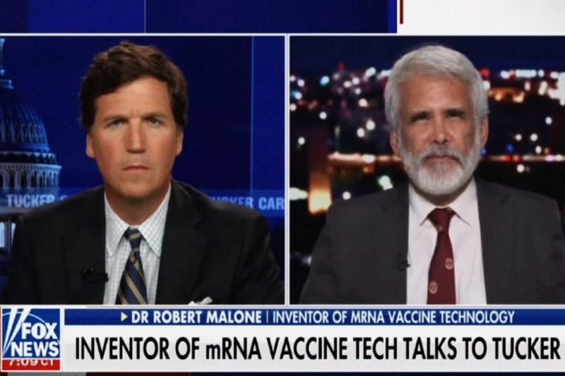Malone dr Robert, inventore dei vaccini a mRNA