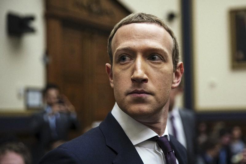 Mark Zuckerberg, presidente e fondatore di Facebook