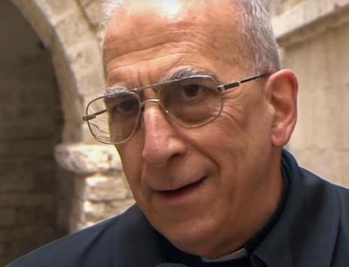 Don Nicola Bux, catechesi: I Dieci Comandamenti – 1^ Parte