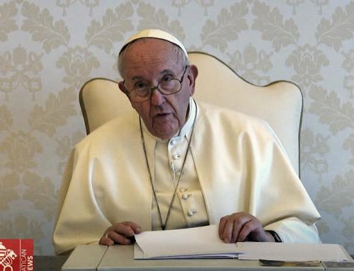 """Videomessaggio del Santo Padre ai partecipanti al Forum """"A che punto siamo con Amoris laetitia?"""