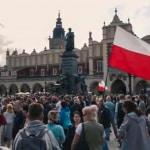 La passeggiata della libertà a Cracovia e la Carta del 13 Giugno
