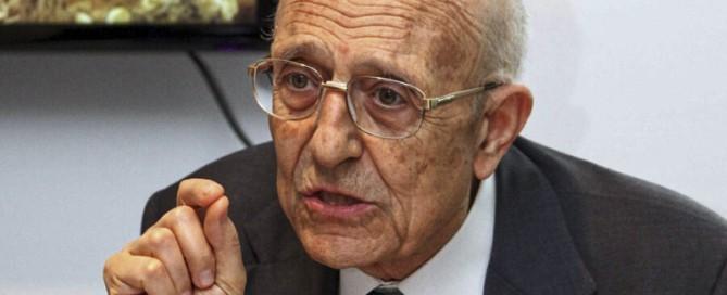 Sabino Cassese, giudice emerito della Corte costituzionale