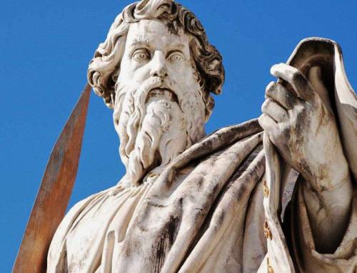 San Paolo: «Vi dico dunque e vi scongiuro nel Signore: non comportatevi più come i pagani con i loro vani pensieri»