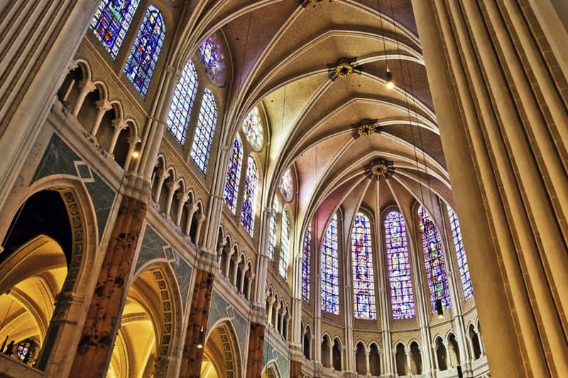 Cattedrale di Chartres (Francia)