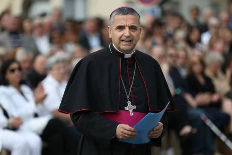 Dominique Lebrun, Arcivescovo di Rouen