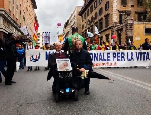 Luigi Farina ha concluso il suo pellegrinaggio terreno e sta marciando verso il Cielo