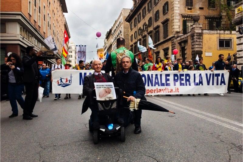 Luigi Farina e Sabino Paciolla