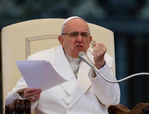 La lettera scarlatta di Papa Francesco