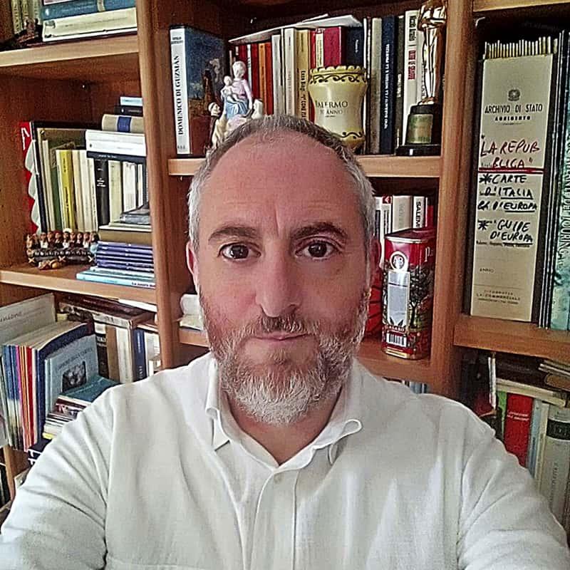 Salvatore Scaglia - foto profilo