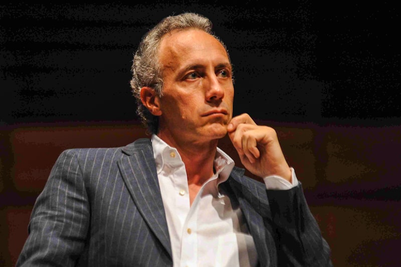 Marco Travaglio (Photo by Valerio Pennicino/Getty Images)