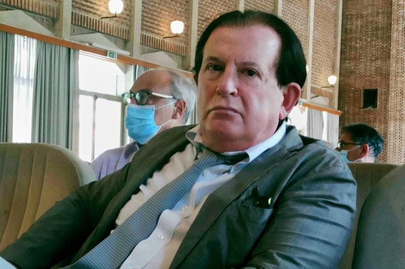 Puccetti prof. Paolo, ordinario di Farmacologia e Farmacoterapia università di Perugia