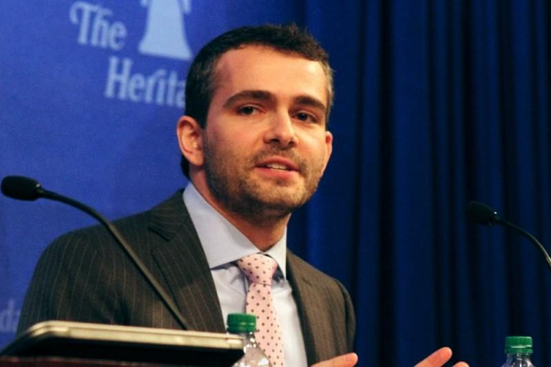 Ryan Anderson è presidente del Centro di Etica e Politica Pubblica