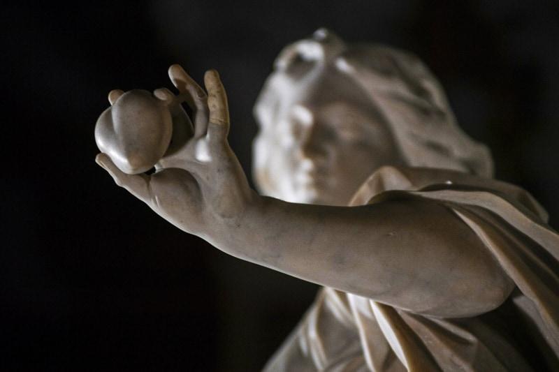 Sincerità (Francesco Queirolo, 1754-55) - Museo Cappella Sansevero