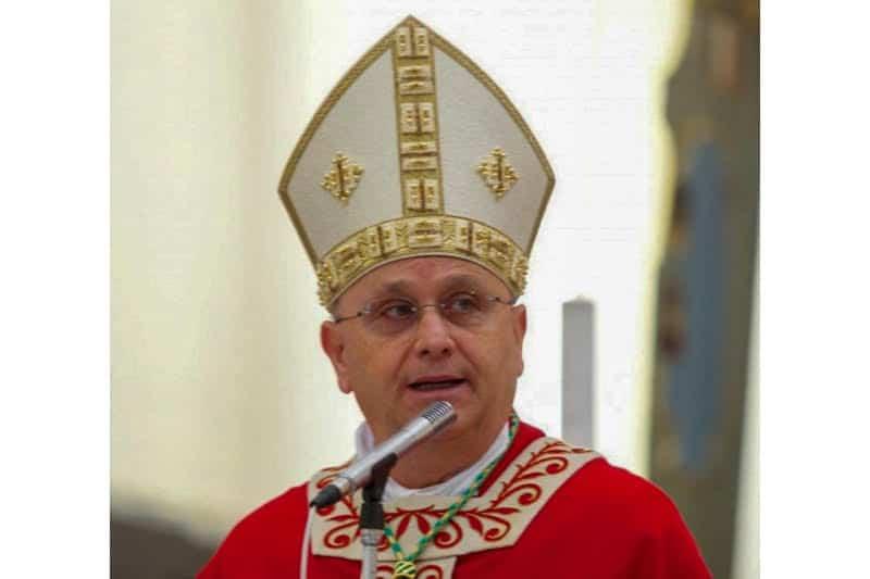 mons. Vito Angiuli, vescovo
