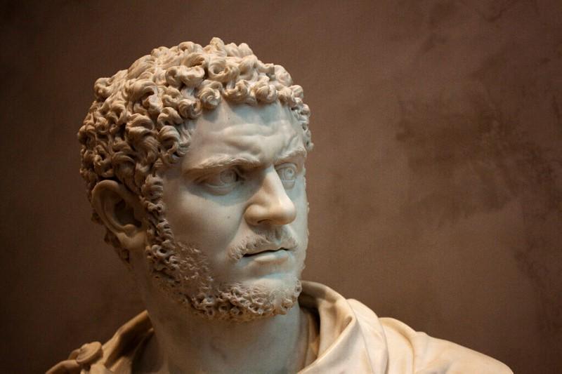 Marco Aurelio Severo Antonino Pio Augusto, meglio noto come Caracalla