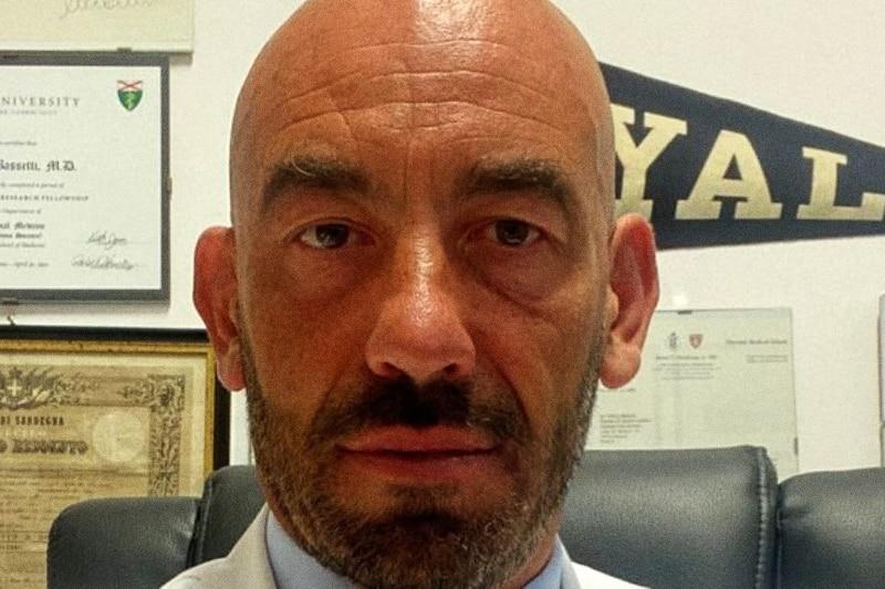 Prof. Matteo Bassetti, infettivologo