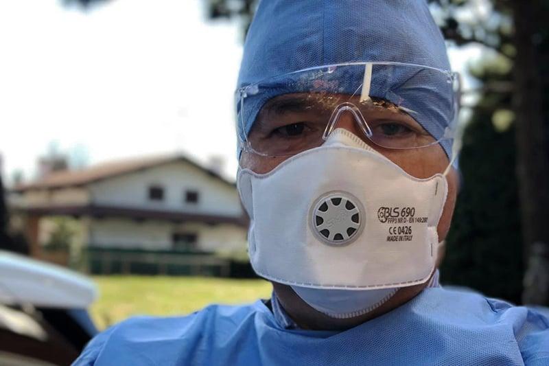 dott. Alfredo Borghi, medico