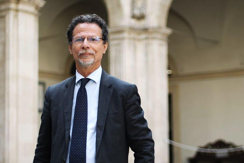Francesco Priolo, Magnifico Rettore dell'Università degli Studi di Catania