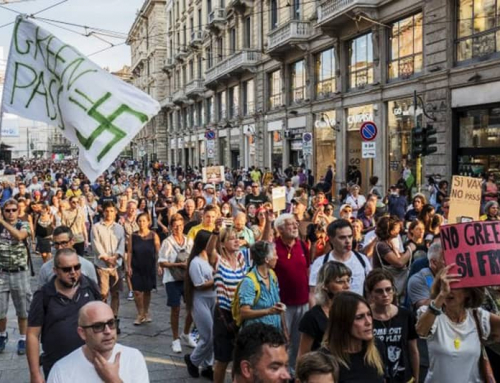 """Vaccini e green pass, Fioretti: """"Senza verità non c'è libertà"""""""