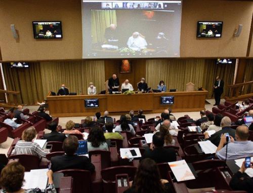 Discorso di Papa Francesco ai moderatori delle associazioni dei fedeli, movimenti ecclesiali e nuove comunità