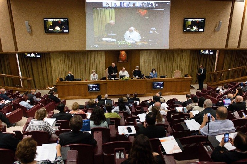 Papa Francesco ai moderatori delle associazioni dei fedeli, movimenti ecclesiali e nuove comunità 16 09 2021