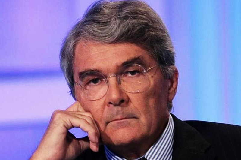 Roberto Castelli ex ministro
