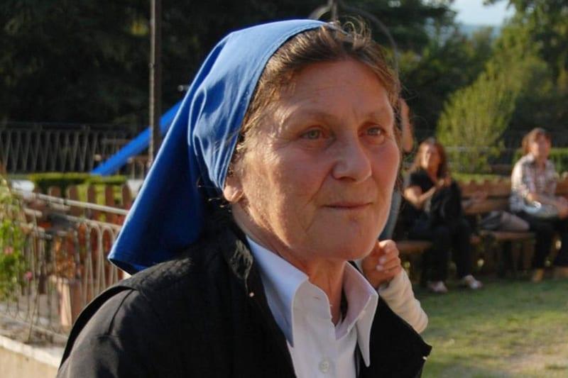 Suor Rosalina Ravasio Responsabile Comunità Shalom