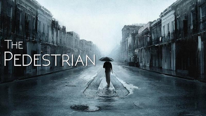 The pedestrian - Ray Bradbury