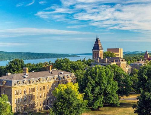 Cornell University, con vaccinati al 95%, rischia la chiusura e lezioni on line