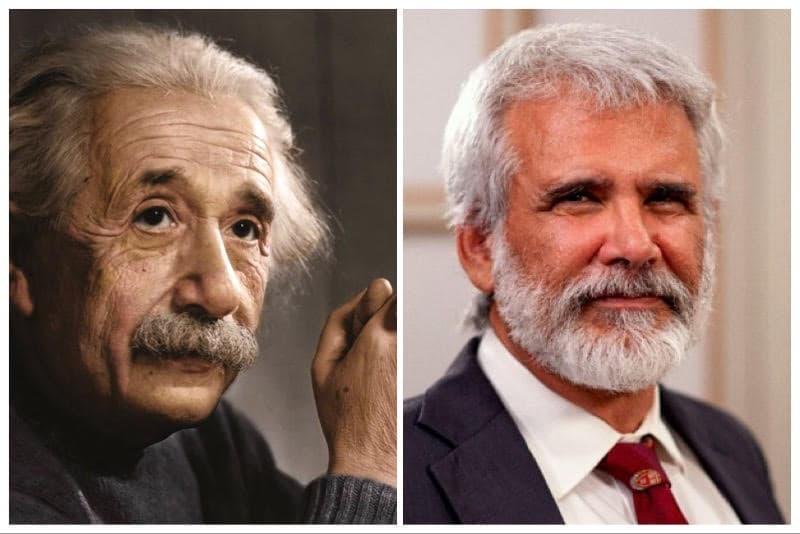 A. Einstein - Robert W. Malone
