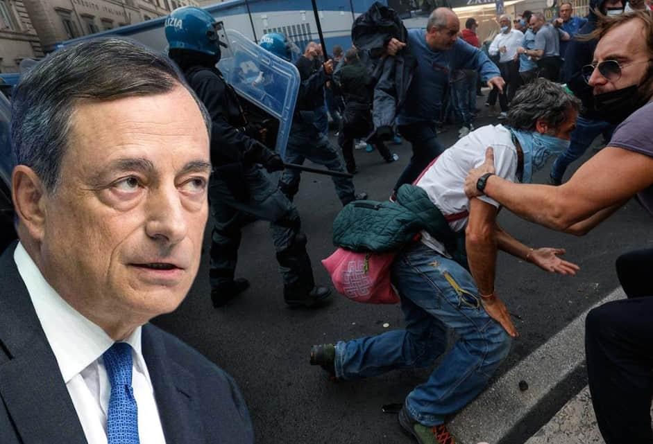 Draghi-e-manifestazioni-di-piazza-contro-il-green-pass