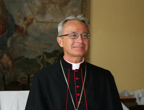 """Mons. Cavina: """"La cultura occidentale vive nella paura perché ha sradicato la fede dal cuore dell'uomo. Solo Gesù basta!"""""""