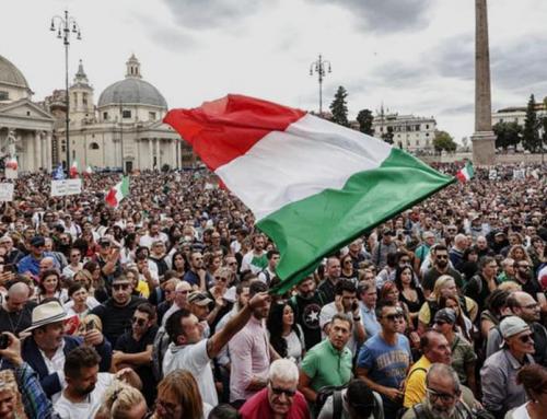 Dove vedere il 'fascismo' oggi – L'Italia tra politica, media, conformismo e stigmatizzazione del dissenso