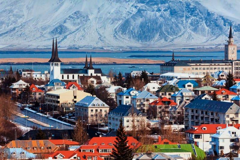 Reykjavik-Islanda