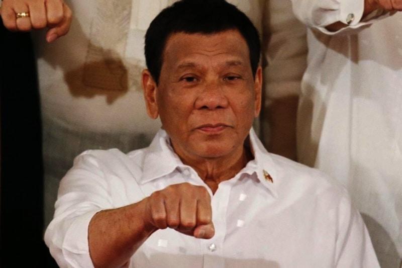 Rodrigo Duterte presidente delle Filippine-1