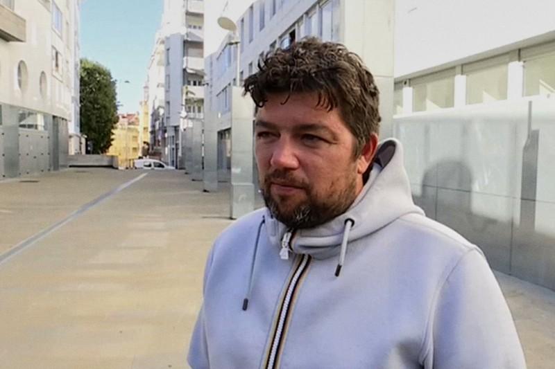 Stefano Puzzer, Coordinamento Portuali di Trieste