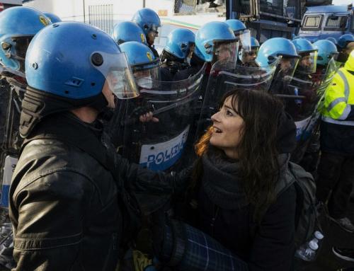 Comunicato ufficiale sulle pacifiche manifestazioni popolari in difesa della libertà degli italiani